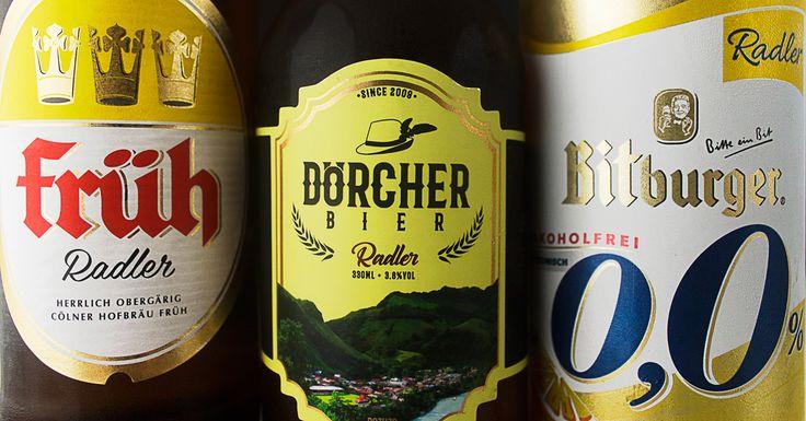 Seguro debes haber visto estas botellas o latas en algún supermercado o alguna barra de cervezas. ¿Pero sabes qué es una Radler? Aquí te lo contamos.