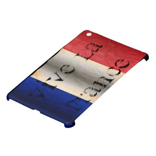 #Flag of #France #iPad #Mini #Cover by #pASob on #zazzle