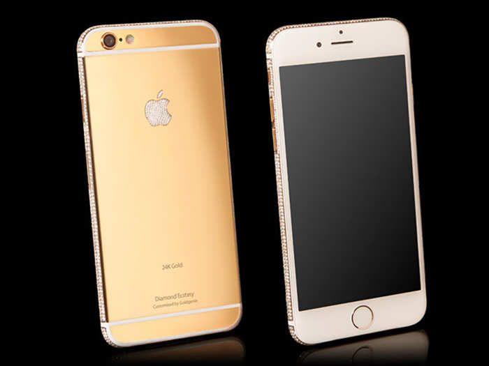 Acest iPhone 6 de 3.5 milioane de dolari este cel mai scump iPhone 6 din lume
