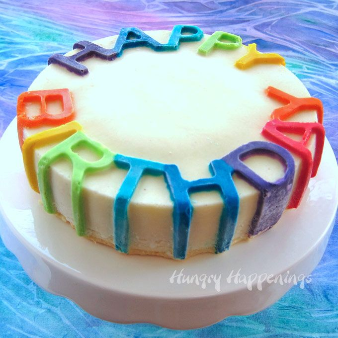 Birthday Cheesecake Recipe Birthday Cheesecake Cake Cupcake