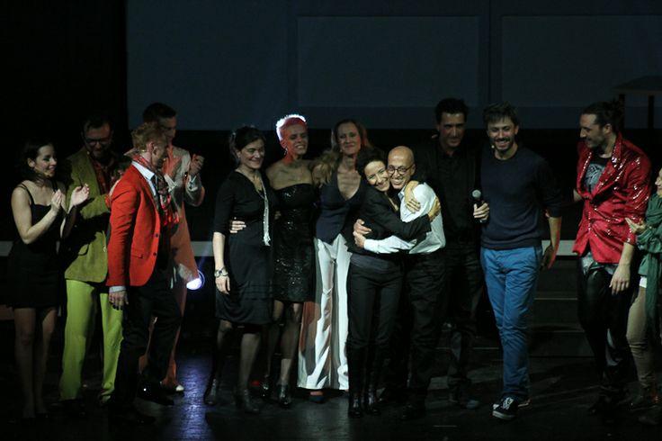 Saluti con Elena Dragonetti, Carlo Marrale, Laura Benzi, Antonietta Scuderi, Marco Marini