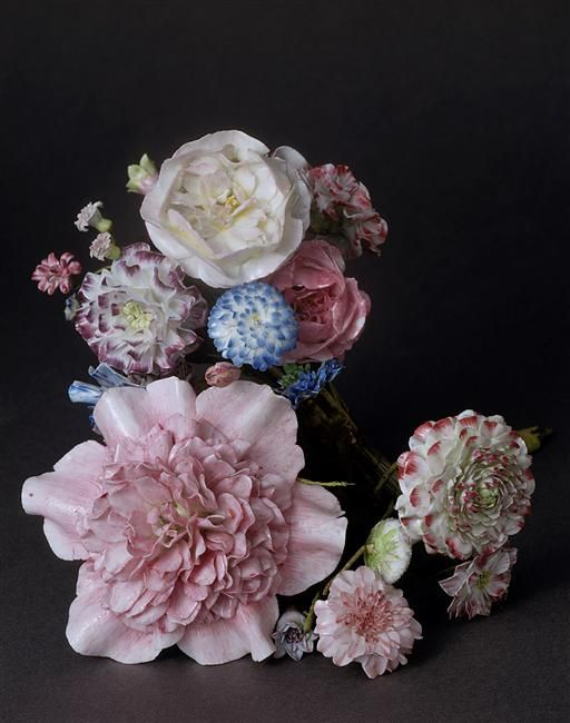 Flower CULTure Sevres porcelain flowers are so impossibly delicate, varied and multitudinous as to honestly and humbly mimic one of nature's greatest inventions to a tee. Madame du Pompadour, who we...