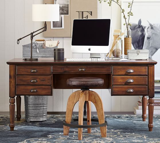 Top 25 best pottery barn desk ideas on pinterest pottery barn office office desk chairs and - Pottery barn office desk ...