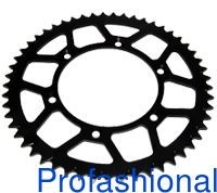 Pro-X 07.RA32080-48 Rear Alloy Sprockets for Suzuki Dirt Bikes (48T)