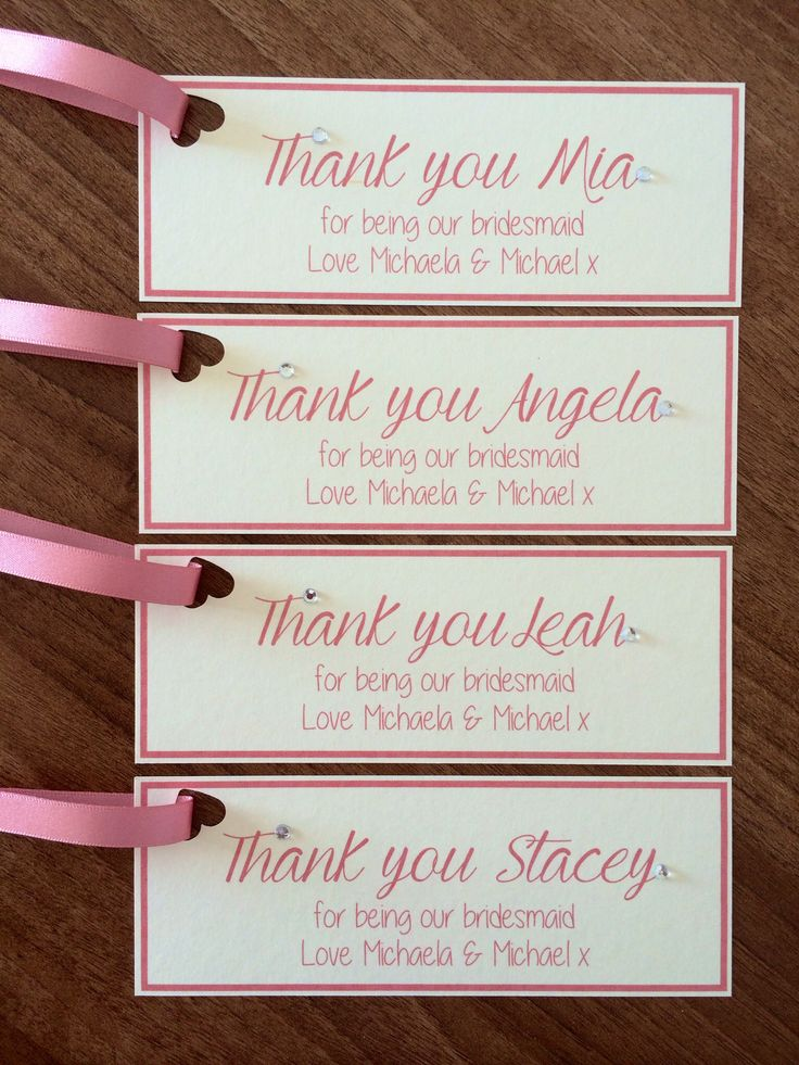 thank you card wording wedding no gift%0A Are you giving thank you presents to special guests at your wedding  Why not  attach