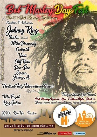 Bob Marley Day Fest