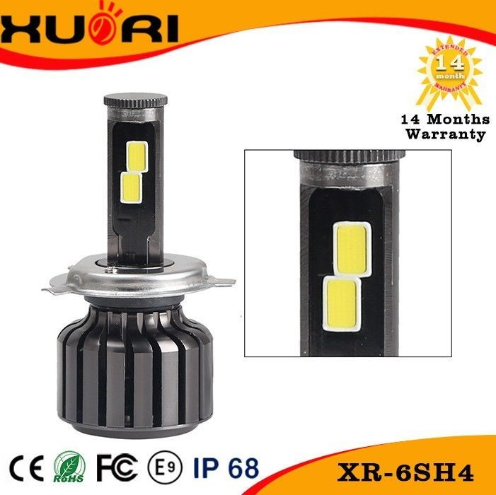 Canbus Car 120W 10000LM H4 HB2 9003 9004 9007 H13 COB LED Headlight Kit Bulbs  #Elogoog