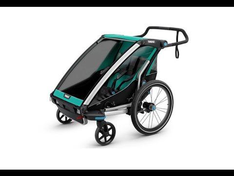 Neuer Multisport Anhänger- Thule Chariot Lite