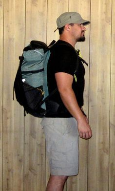 Ultralight Backpacking Gear List This guy has a great list
