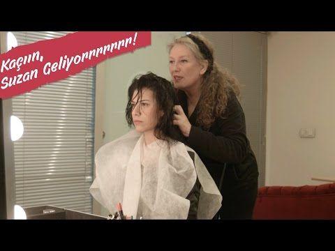 Saçınıza Nasıl Kat Verirsiniz | Kaçın Suzan Geliyor 29 - YouTube