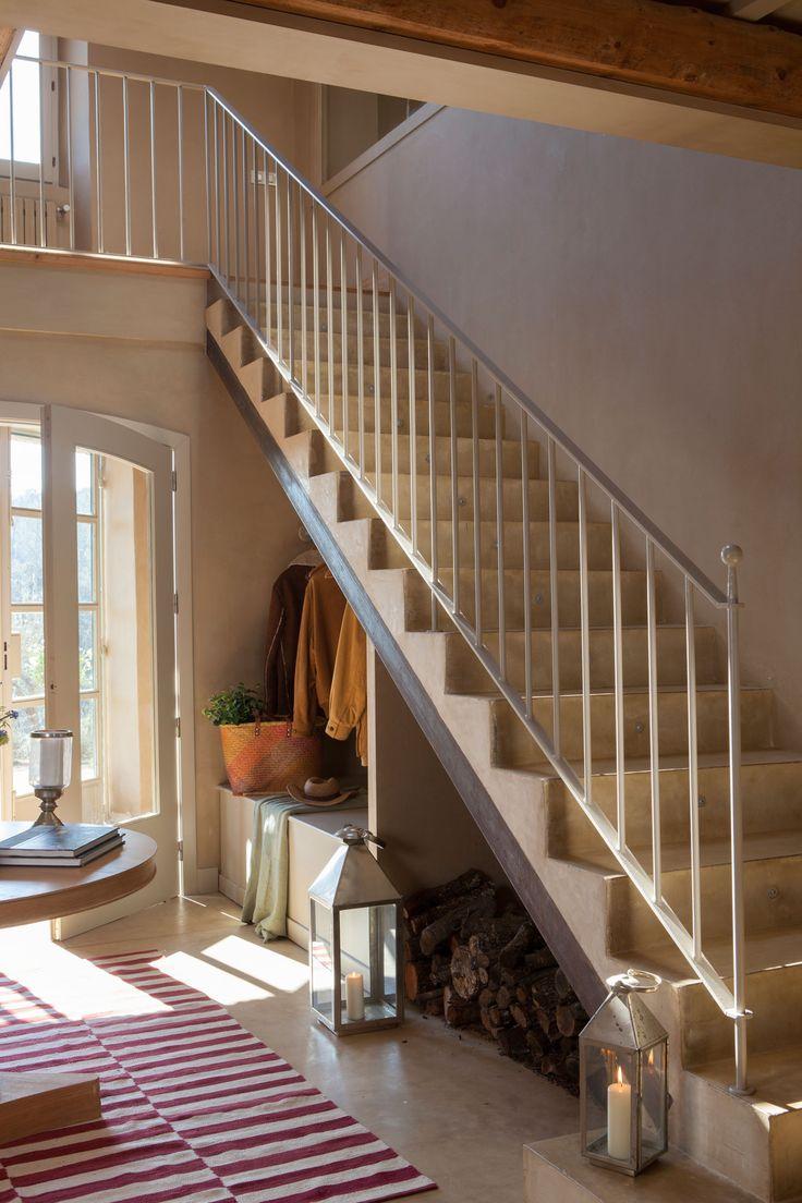 M s de 1000 ideas sobre espacio bajo escalera en pinterest bajo las escaleras almacenamiento - Huecos de escalera ...