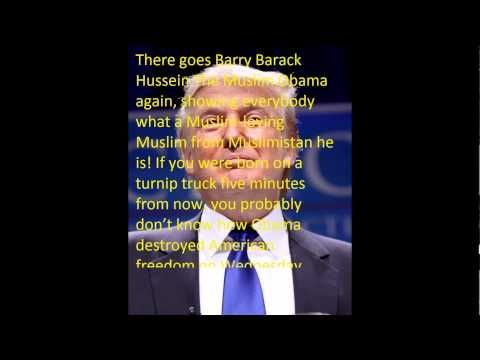 TOP 5  Ridiculously Offensive  Donald Trump QUOTES ABOUT Obama latest world news headlines - http://bestnewsarchive.ca/top-5-ridiculously-offensive-donald-trump-quotes-about-obama-latest-world-news-headlines/