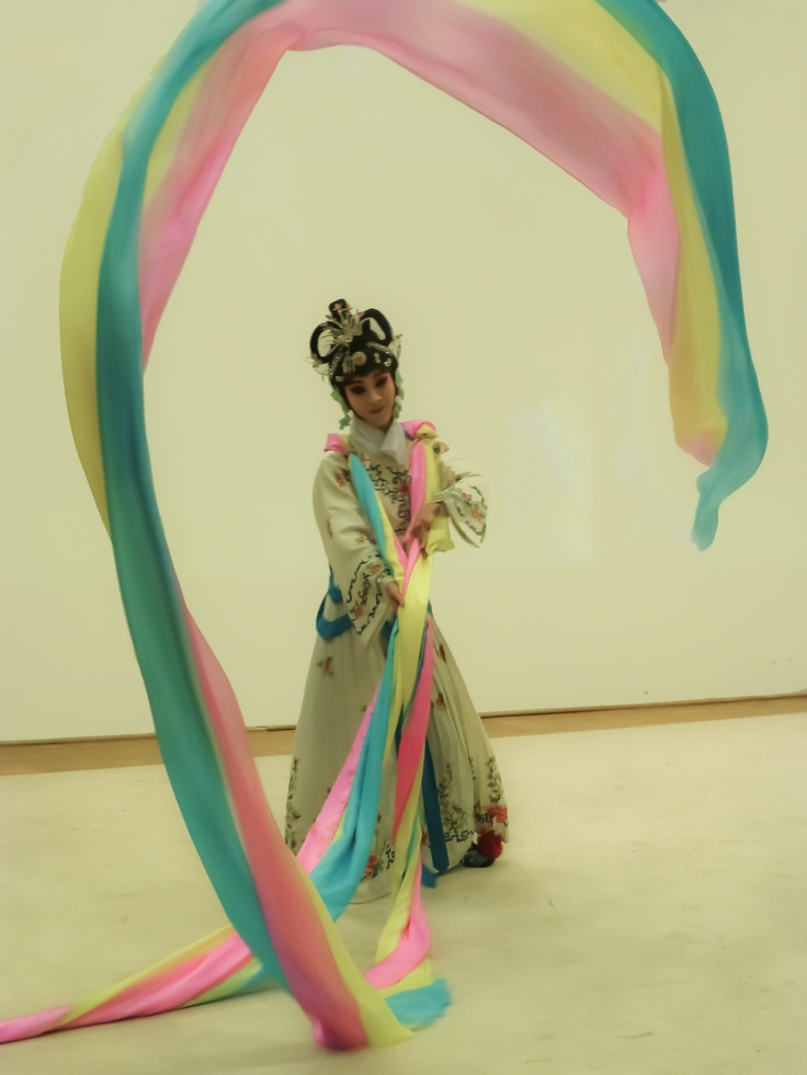 Impressions of a Beijing Opera Ensemble from Nanjung.