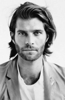 Excellent 1000 Ideas About Men Long Hair On Pinterest Long Haired Men Short Hairstyles Gunalazisus