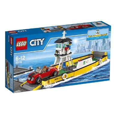 LEGO City veerpont 60119 - 1