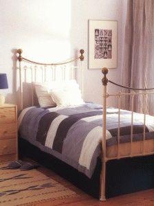 Постельное и столовое белье - Стеганое одеяло из лоскутков