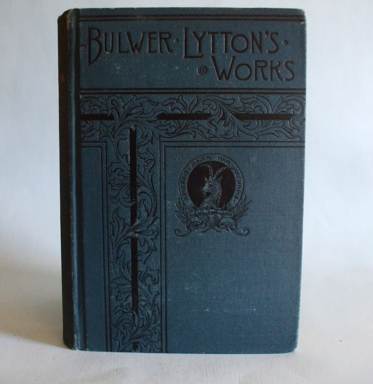 Paul Clifford and Eugene Aram , Bulwer Lytton's Works by Sir Edward Bulwer Lytton by BoxThirteen on Etsy
