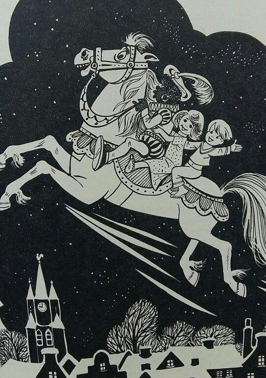 Piet op paard Jr. 60