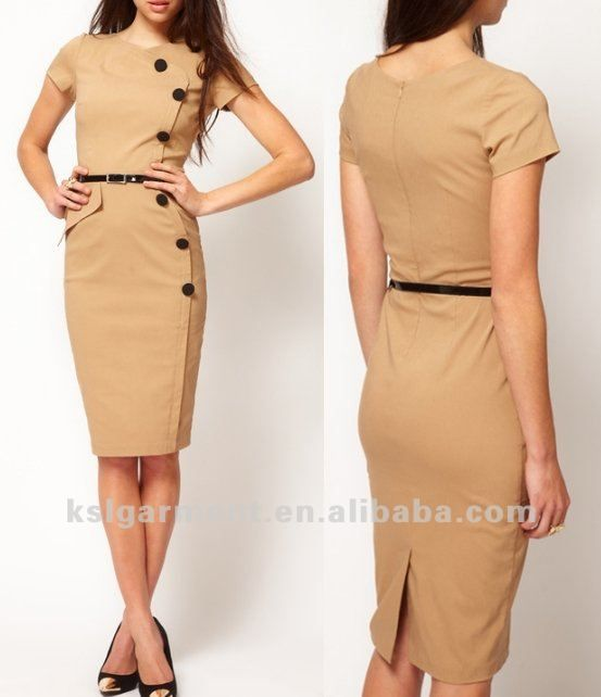 business professional attire for women | latest fashion design business dress for women, View business dress ...