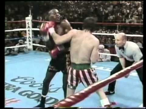 Roger Mayweather vs Vinny Pazienza - YouTube