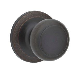 Kwikset 200CV 11P CP Cove Hall/Closet Knob, Venetian Bronze by Kwikset. Save 35 Off!. $14.73. From the Manufacturer                As the industry leader, Kwikset has provided trusted security for over 60 years and has become synonymous with security, peace of mind, style, and innovation. The attractive, traditional colonial design of the Cove makes a simple yet elegant statement in any home. The Venetian Bronze finish is hand-rubbed to reveal unique bronze highlights and provides a rich and…