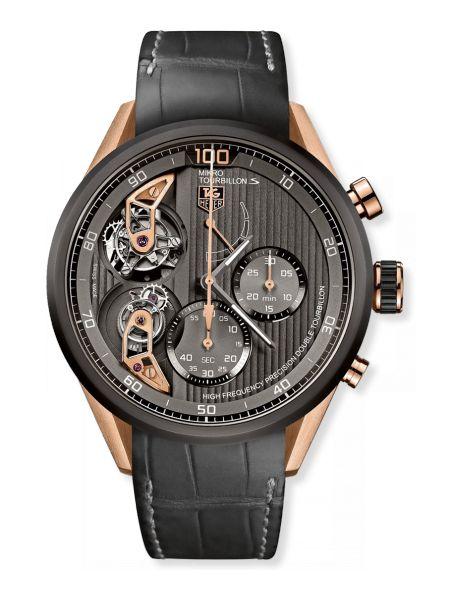 TagHeur Watch. Carrera Mikrotourbillon. £175,000