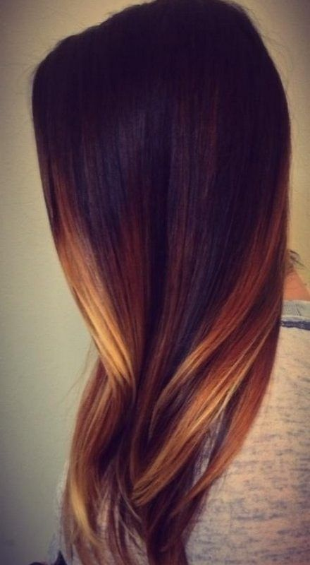Best Brown-Red Hair Color Ideas for 2017 | New Hair Color Ideas