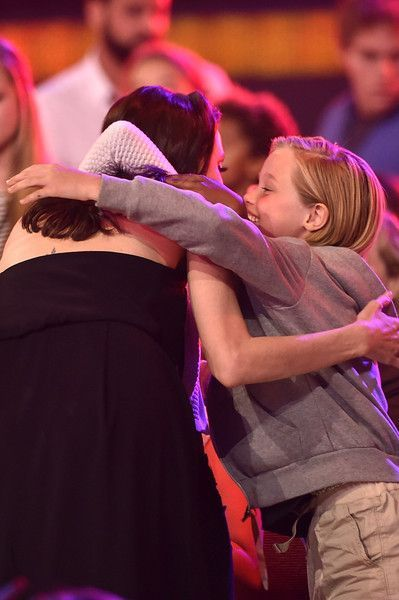 Angelina Jolie -Nickelodeons 28th Annual Kids Choice Awards -March 28, 2015