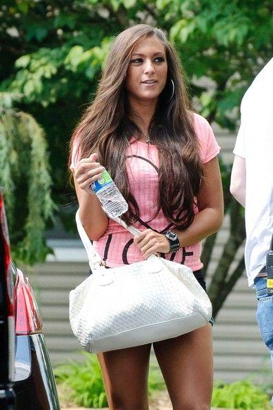 Sammi Giancola Photos  - hairspiration!! Love love LOVE the length of her hair!