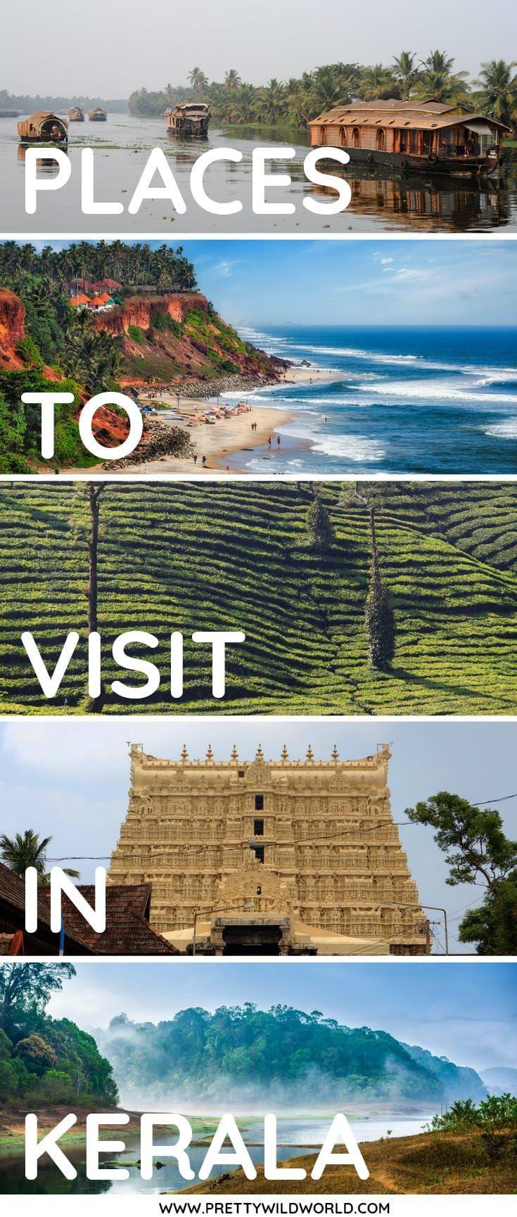 25 B Sta Kerala Tourism Id Erna P Pinterest Kerala Indien Och Munnar