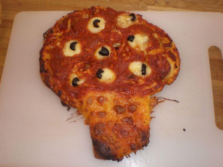 Pizza's bakken op SKA-bso Ondersteboven