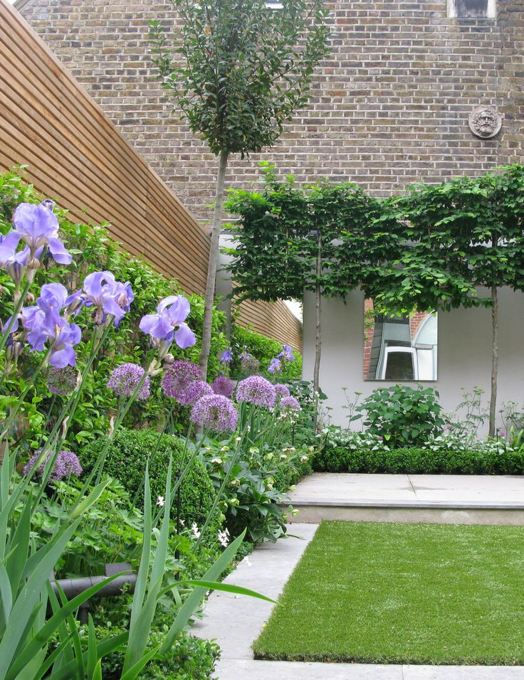 The 25 best ideas about contemporary garden design on for Small home garden plans