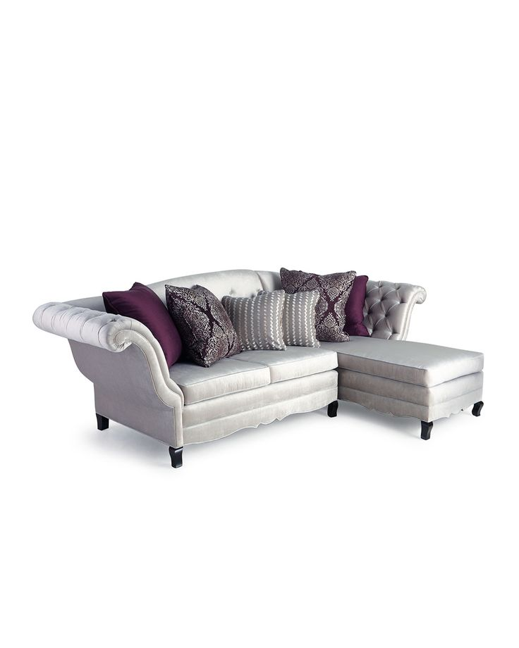 Duncan Sectional Sofa  sc 1 st  Pinterest : plum sectional sofa - Sectionals, Sofas & Couches