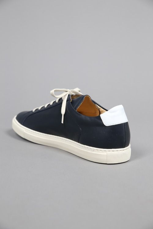ACHILLES RETRO LOW 1845 NAVY #CommonProjects #FW15 #Graduate #Graduatestore #chaussures #shoes #sneaker 345€