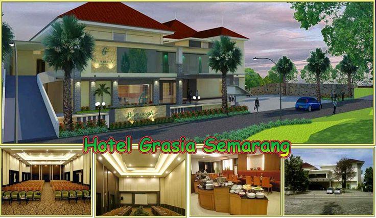 Informasi Lengkap seputar Alamat, Nomor Telepon, Fasilitas dan Tarif Hotel Grasia Clean Semarang