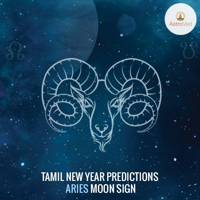 Tamil New Year Predictions for Aries Moon Sign 2018 - 2019 | Tamil