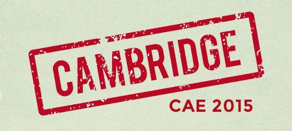 Los cambios de Cambridge en el examen CAE Advanced 2015