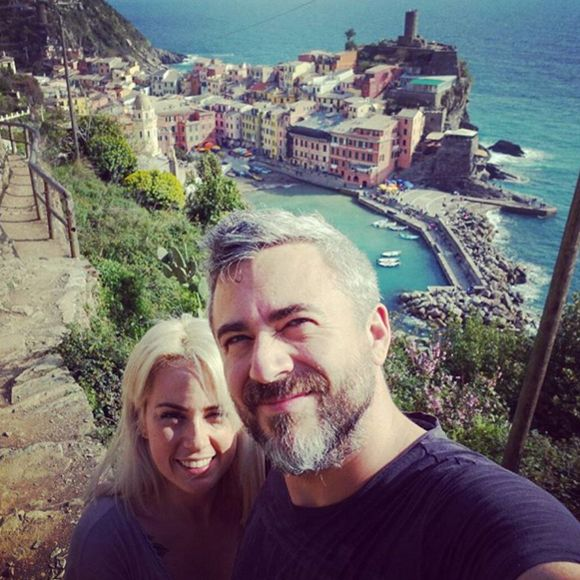 Valérie Roberts et Martin Juneau en lune de miel en Italie | HollywoodPQ.com