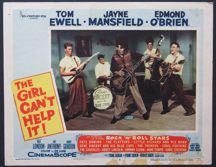 Rock and Roll movie posters | Bad 50s Rock and Roll Movie Trailer