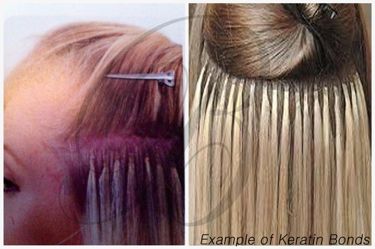 Keratin Bonds Small Discreet And Non Damaging To