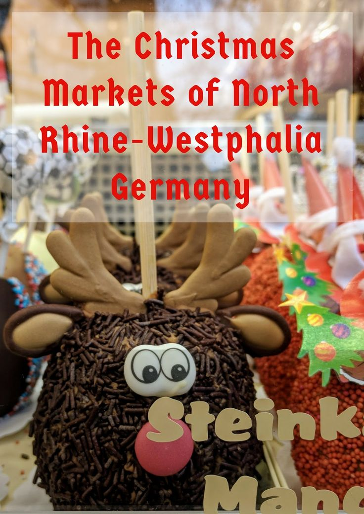 The Christmas Markets of North Rhine-Westphalia: How to Spend A December Weekend in Essen, Dortmund, and Münster Germany