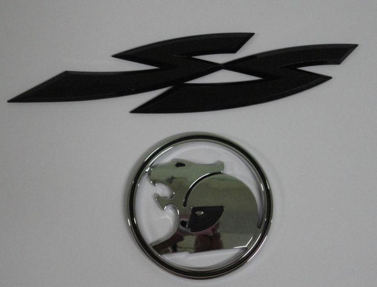 Holden emblems, badge. Samples for Australian customer.
