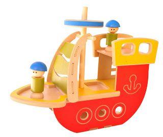Barco Pirata — Enpañales.com.ar