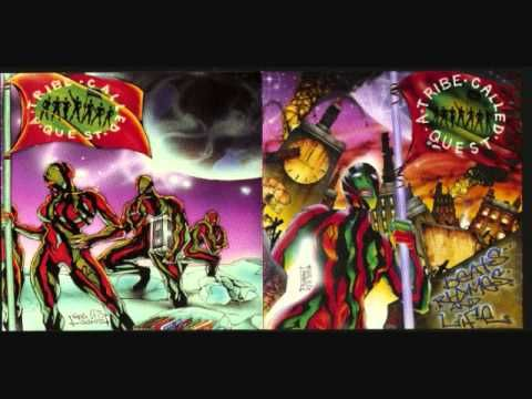 ▶ A Tribe Called Quest - Beats, Rhymes, and Life (Full Album) - YouTube