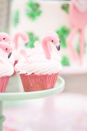 Style Me Pretty   Flamingo Party
