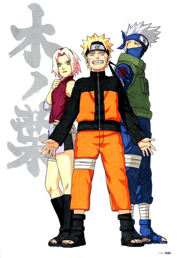 Naruto Uzumaki Art Book 2 - 34