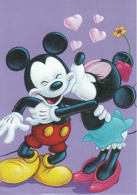 *Mickey & Minnie
