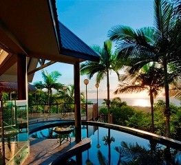 Tropical North Queensland'S Best Known Luxury Holiday HomeVacation Rental in Palm Cove from @homeawayau #holiday #rental #travel #homeaway