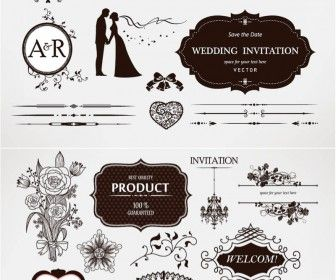 31 best svadba images on pinterest invitations marriage wedding decor vector junglespirit Image collections