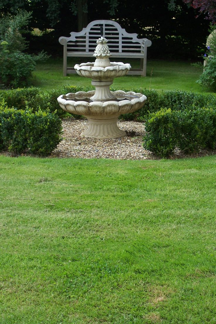 10 Best Fountains Images On Pinterest | Garden Fountains English Country Gardens And ...